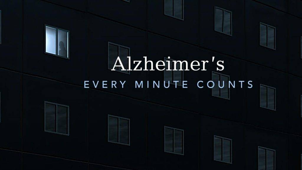 Alzheimer's: Every Minute Counts is an urgent wake-up call about the national threat pose.