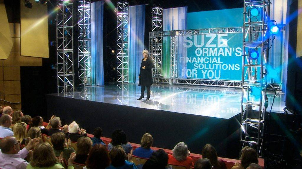 Suze Orman focuses on helping individuals find financial solutions that fit their lives.