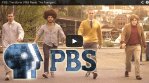 PBS: The Movie (PBS Meets the Avengers)