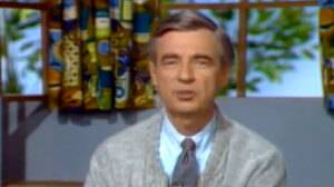 We Can Sing Together with Mr. Rogers!