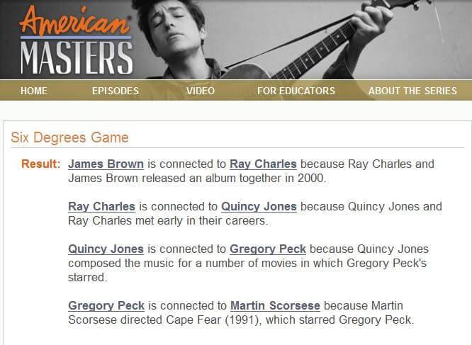 James Brown pbs rewire