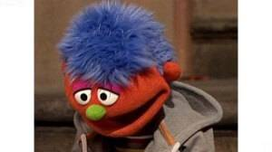 Sesame Street: It's Not Easy Being Green. Or a Kid.