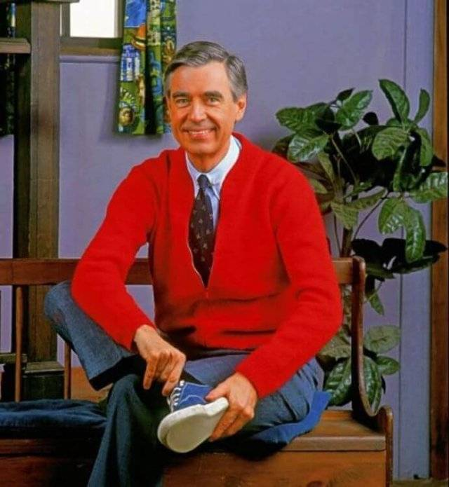 The Importance Of Sweaters And Sneakers In Mister Rogers Neighborhood Rewire