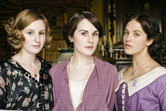 Downton_sisters