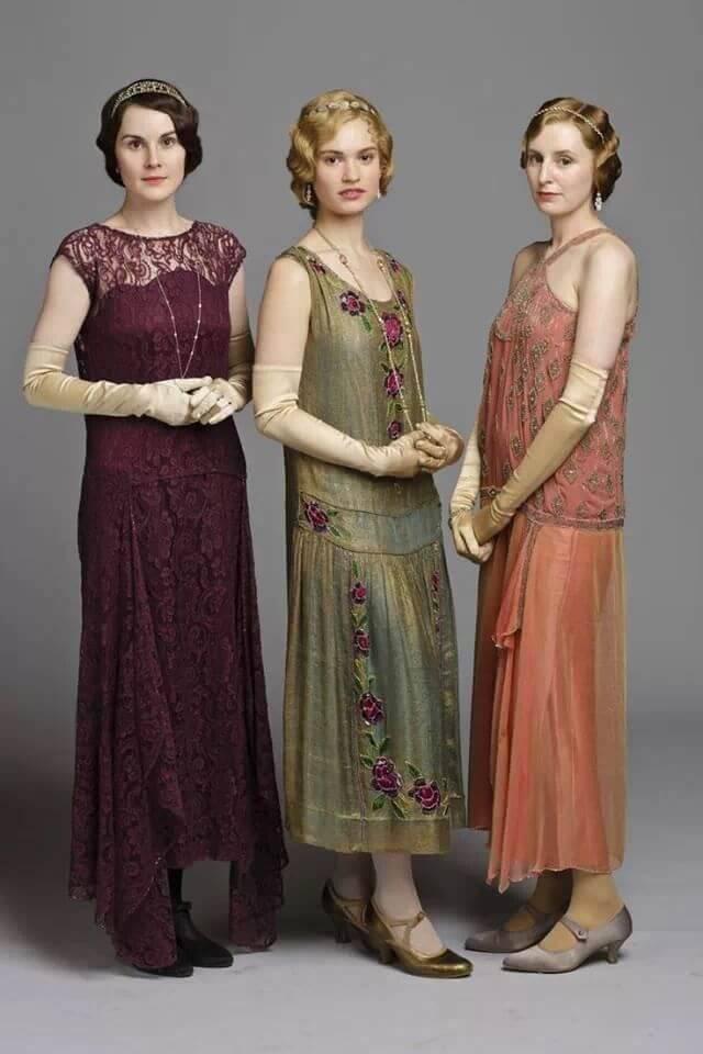 downton ladies season4
