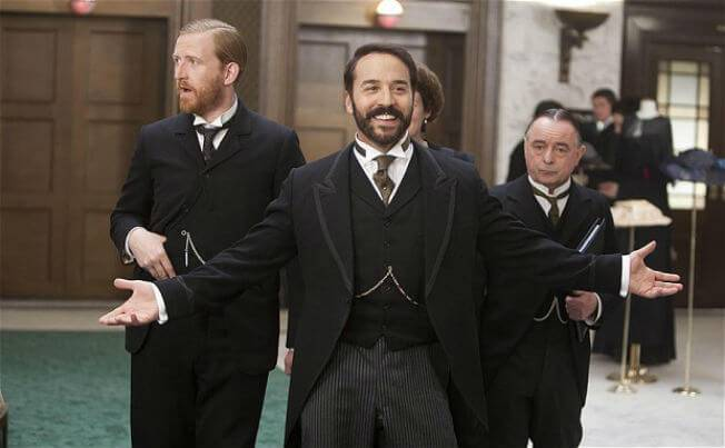 Mr. Selfridge pbs rewire