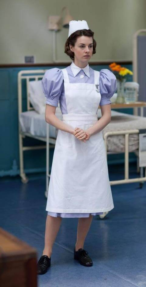 Nurse Uniforms pbs rewire