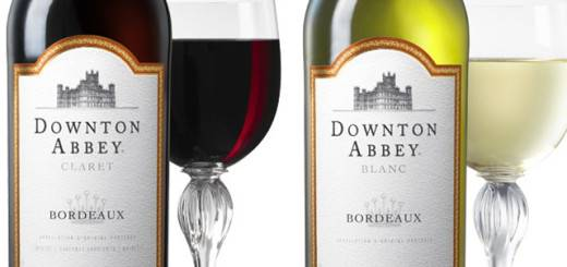 downton abbey wine