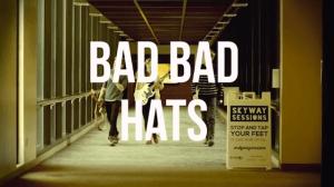 Bad Bad Hats Perform in the Saint Paul Skyway