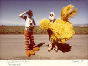 I AM BIG BIRD Coming to a Theater Near You