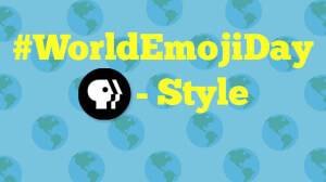 Your Favorite PBS Shows, Emoji Style