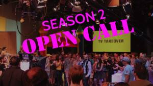 TV Takeover Season 2 – Make TV With Us!