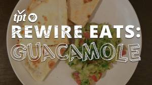 Rewire Eats: Gorgeous Guacamole