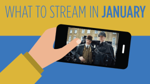 It's 2016 And There's So Much To Stream! Our Picks For This Month