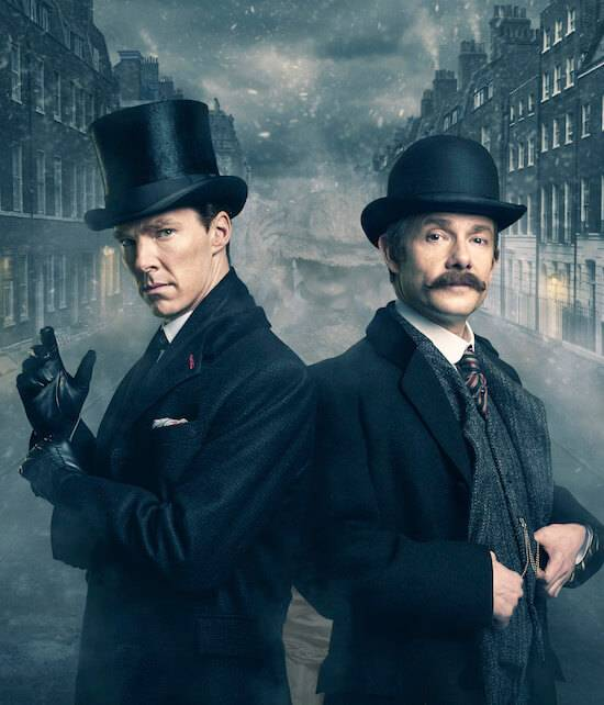 Sherlock SpecialEMBARGOED FOR USE UNTIL 1500 HOURS BST  3PM British Summer Time ON 241015 24th October 2015final96005289600518