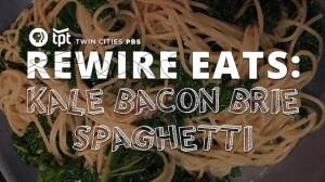 Rewire Eats: Kale, Bacon, Brie Goodness