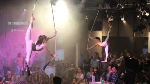 Trapeze Performers, Fire Jugglers and More! Stream 'TV Takeover: Circus Juventas' Now