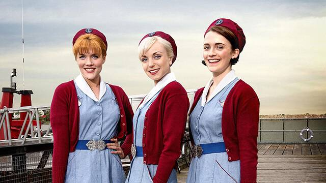 Call the Midwife pbs rewire