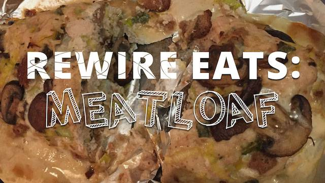 Meatloaf pbs rewire