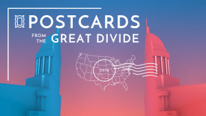 Does America Want to Veto Partisanship? 'Postcards from the Great Divide' Tackles U.S. Politics