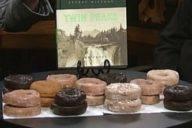 Twin Peaks Mark Frost donuts