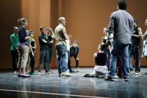 Set Theory and Pointe Shoes: Dance Legend William Forsythe
