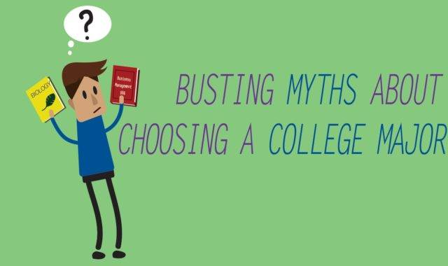 its okay to be unsure choosing a college and major by tricia bair