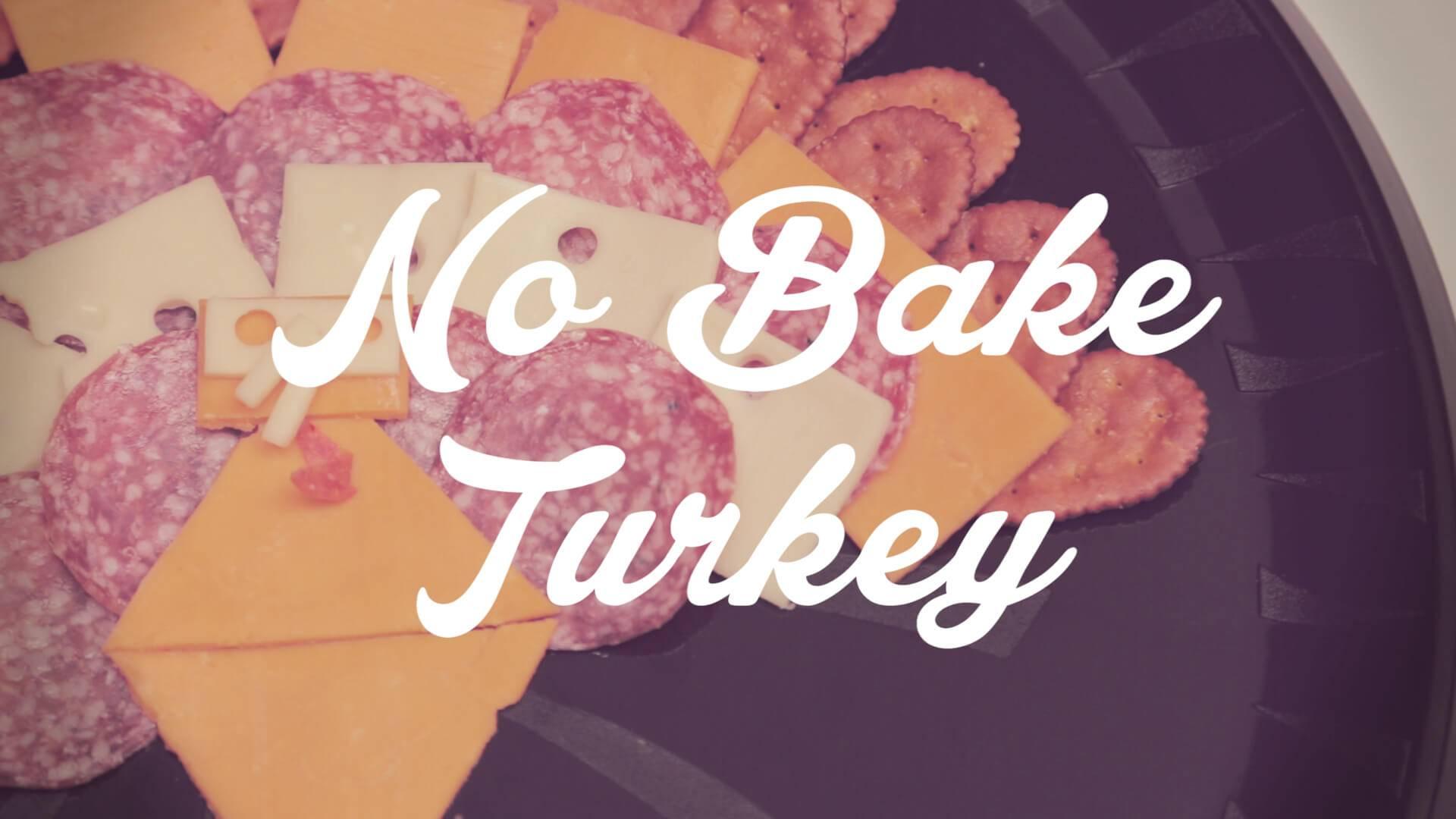 no bake turkey
