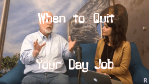 When to Quit Your Day Job Facebook Live Q&A
