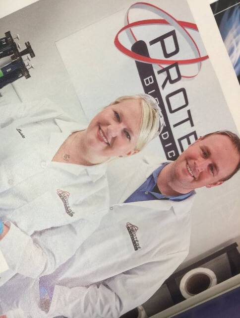 How a Husband and Wife Channeled Their Chemistry into a Biomedical Business
