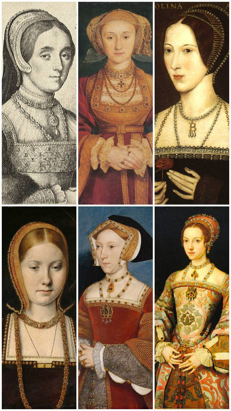 What We Can Learn from Each of King Henry VIII's 6 Wives