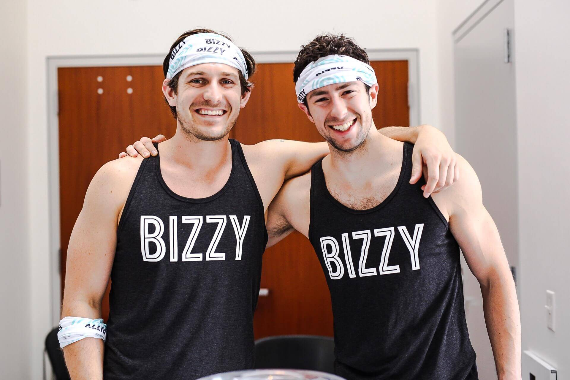 Meet the Busy Guys Behind Bizzy Coffee