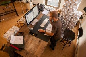 Want to Advance Your Career? Try a Standing Desk