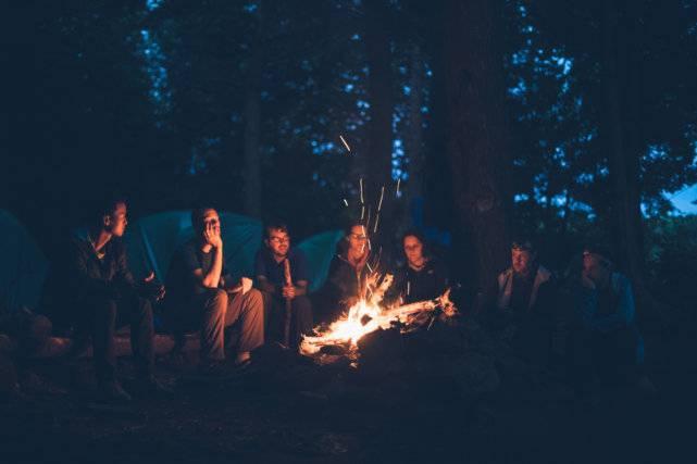 Weekend Camping Trip pbs rewire