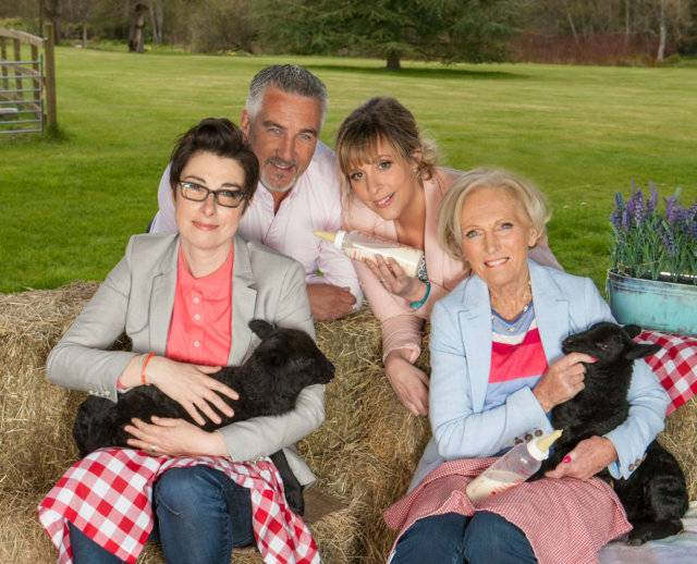 The Great British Baking Show pbs rewire