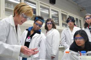 What's Holding Back Young Female Scientists?