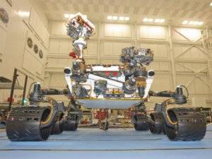 NASA Engineer Nagin Cox Helps Build Robots That Explore Mars