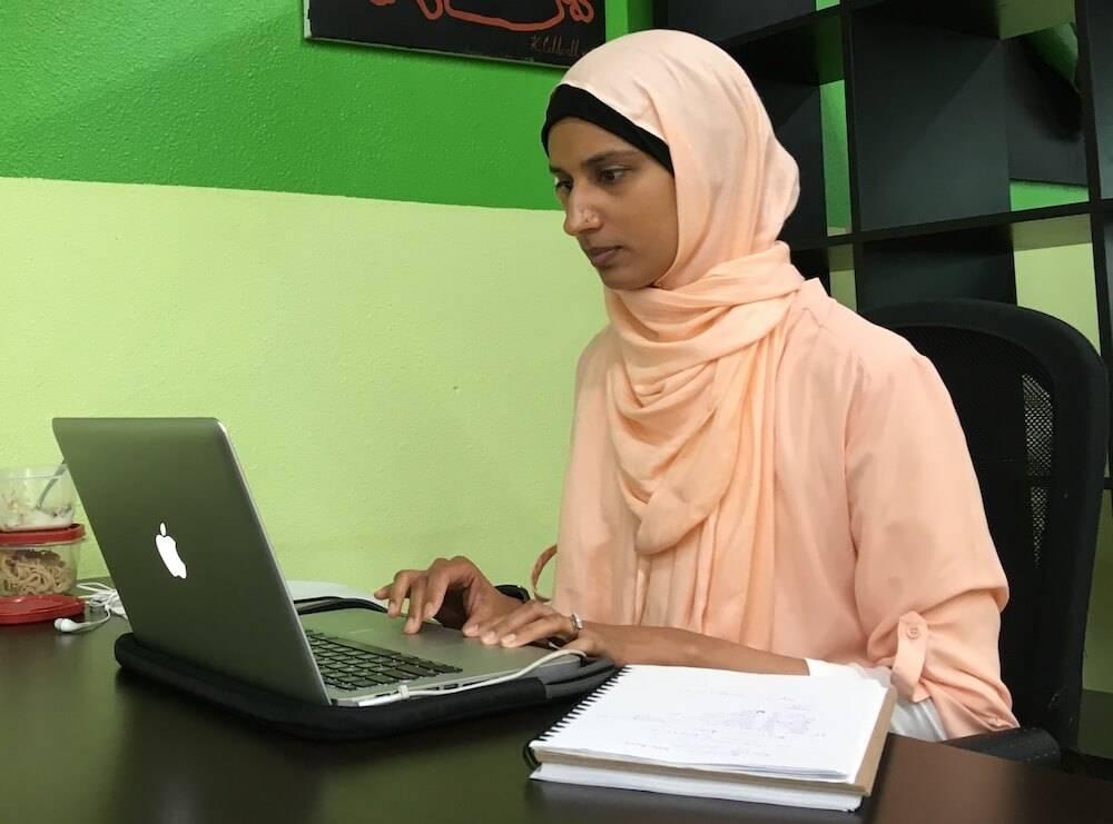 Nausheena Hussain Inspires Muslim Women to RISE