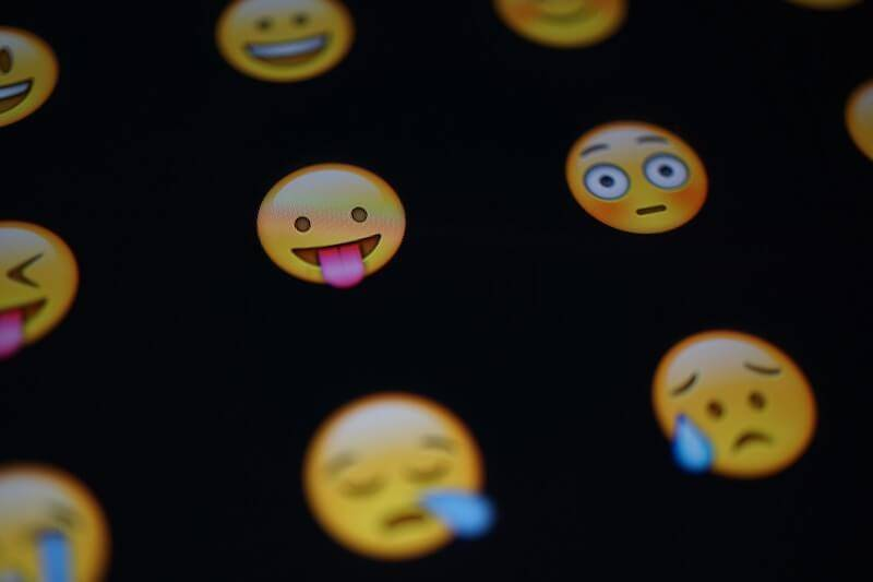 Eenie Meenie Emoji Why We Type What We Type Rewire - Emojis created real life still dont make sense