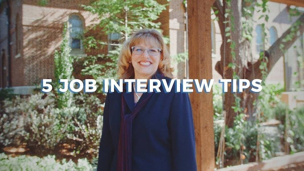 Unique Job Interview Tips pbs rewire