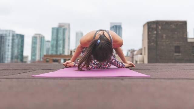 Yoga Helps pbs rewire