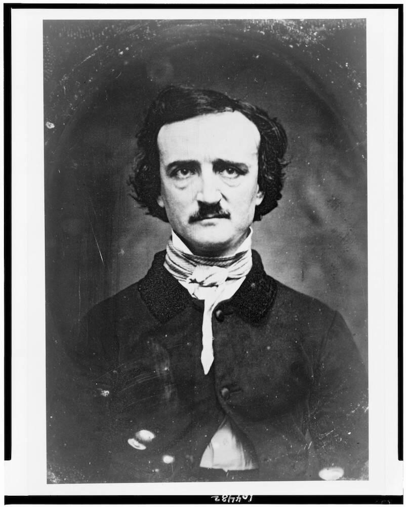 Edgar Allan Poe rewire pbs