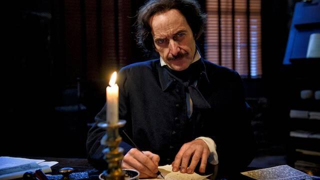 Edgar Allan Poe pbs rewire