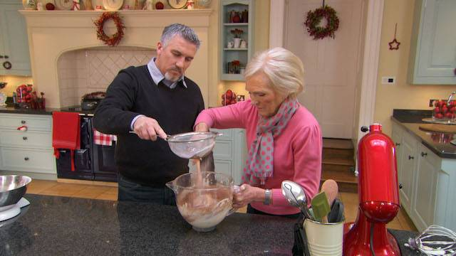 Great British Baking pbs rewire