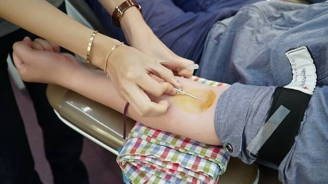 Donate Blood pbs rewire