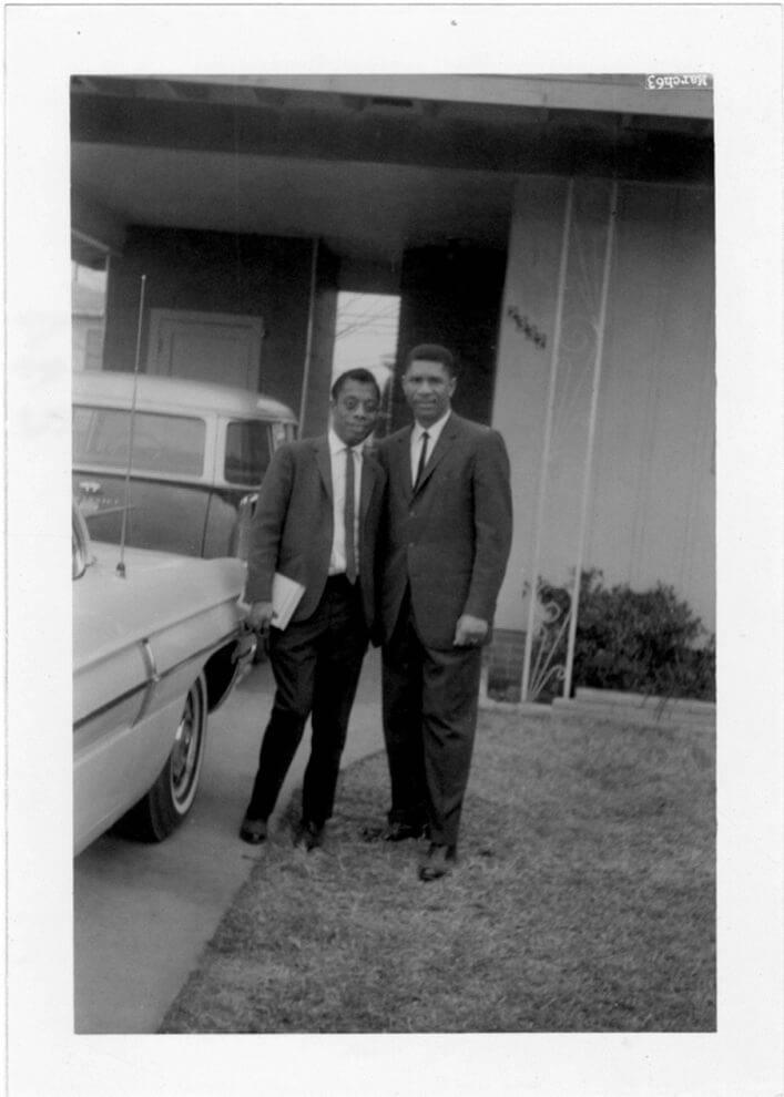 James Baldwin rewire pbs
