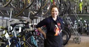 Community Comes First at Lowertown Bike Shop