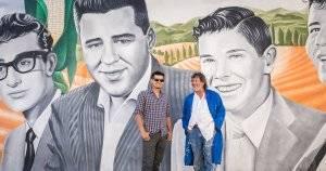 Father and Son Transform a City Through Art