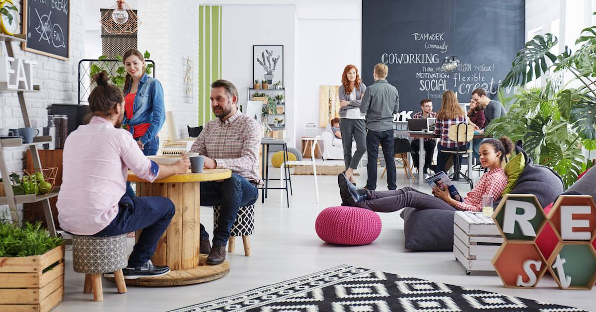 The Rise Of Community Coworking Spaces Rewire