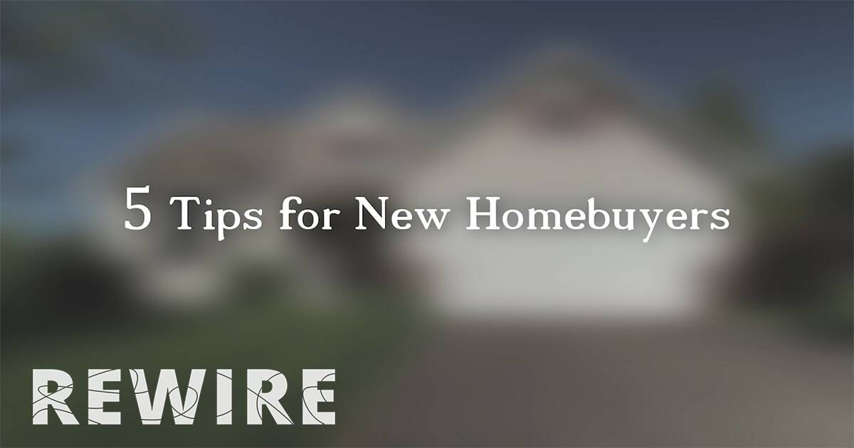 Buying Your First Home pbs rewire